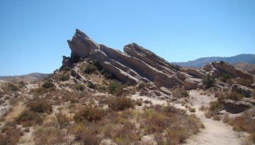 Vasquez Rocks Natural Area Day Trip Agua Dulce