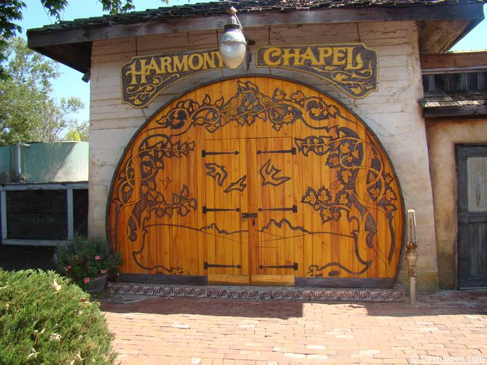 Harmony California Wedding Chapel