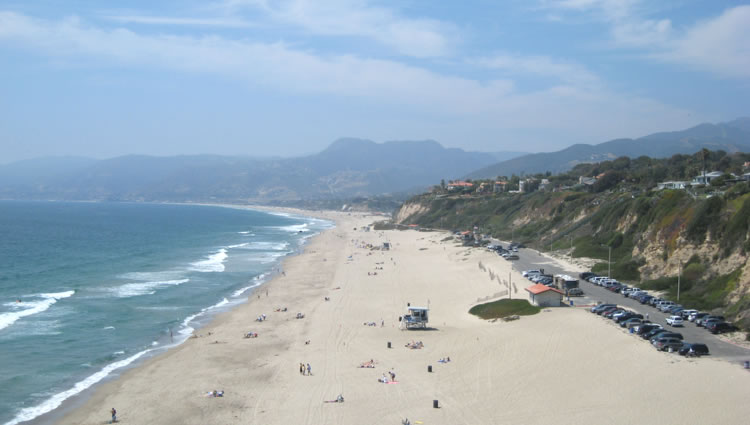 Zuma Beach California
