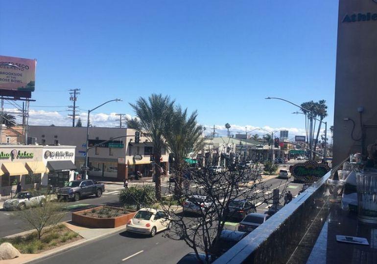 2nd Street Belmont Shore Long Beach