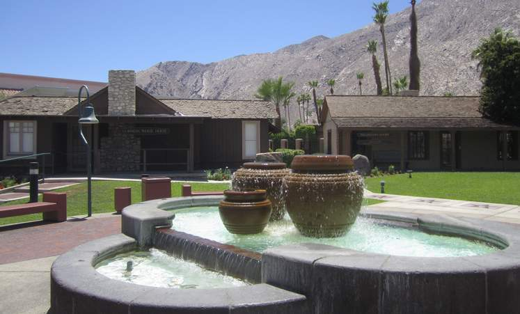 Agua Caliente Cultural Museum Palm Springs