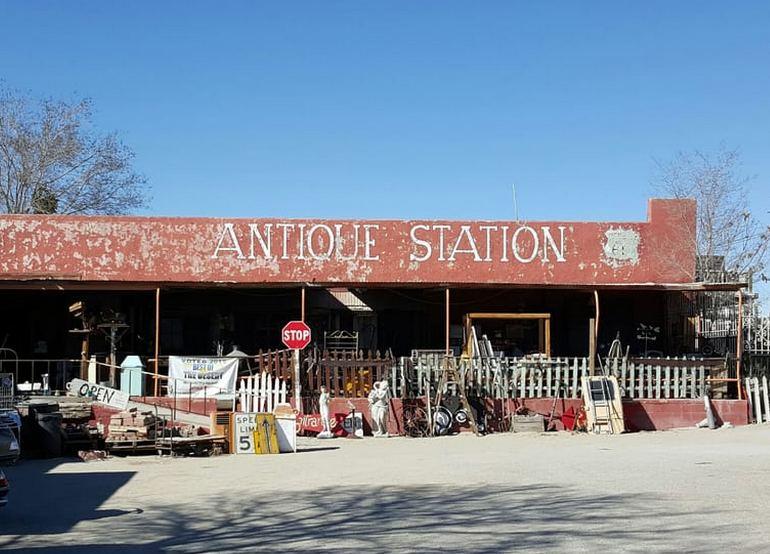 Antique Station Oro Grande