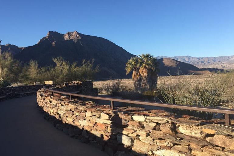 Anza-Borrego Desert State Park Visitor Center