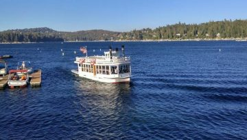 Lake Arrowhead Day Trip