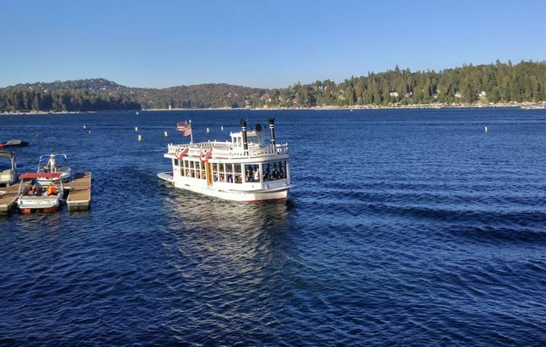 Lake Arrowhead San Bernardino Mountains