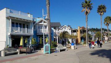Avila Beach Central Coast Day