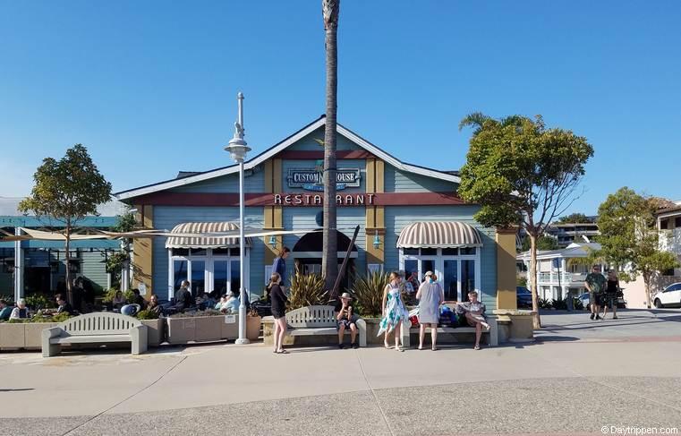 Avila Beach Boardwalk