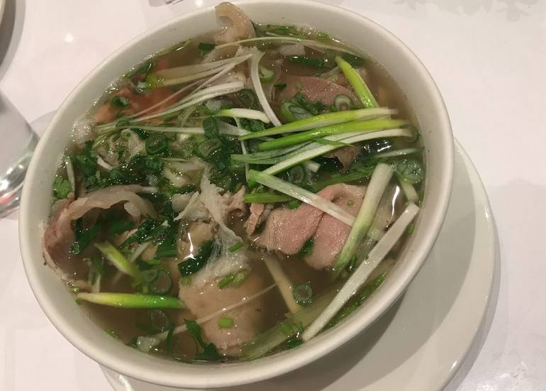 Vietnamese Pho Little Saigon