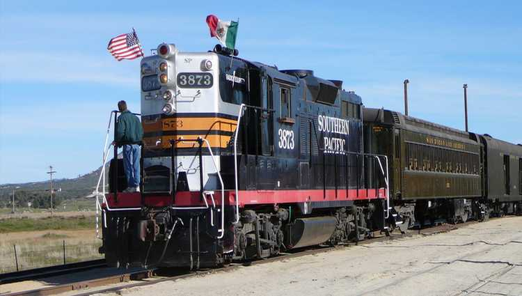 Pacific Southwest Railway