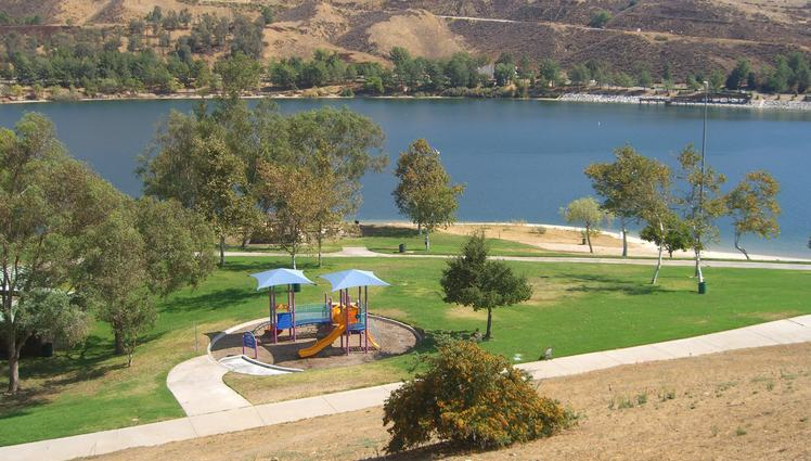Castaic Lake Lower Lake Lagoon