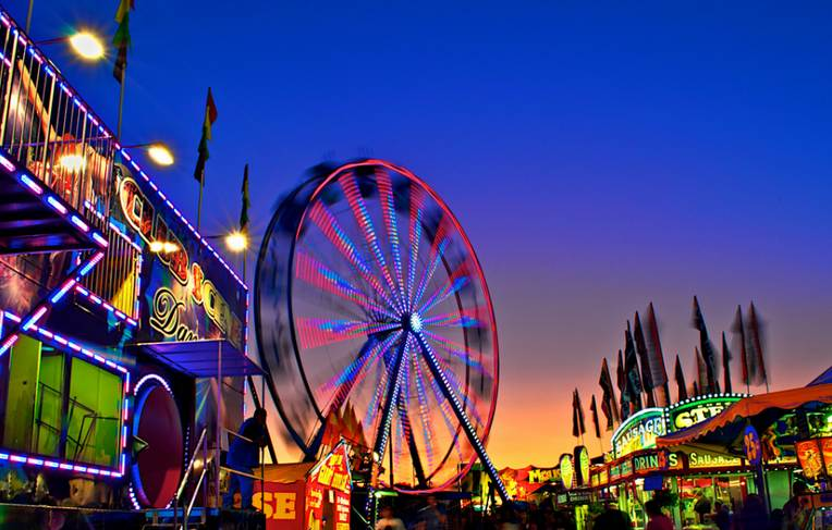 La county fair deals 2018