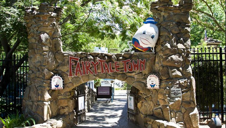 Fairytale Town William Land Park