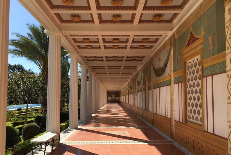 Getty Villa Pacific Palisades