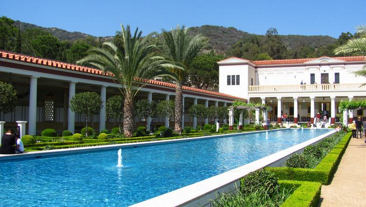 Getty Villa Day Trip Pacific Palisades Free Admission