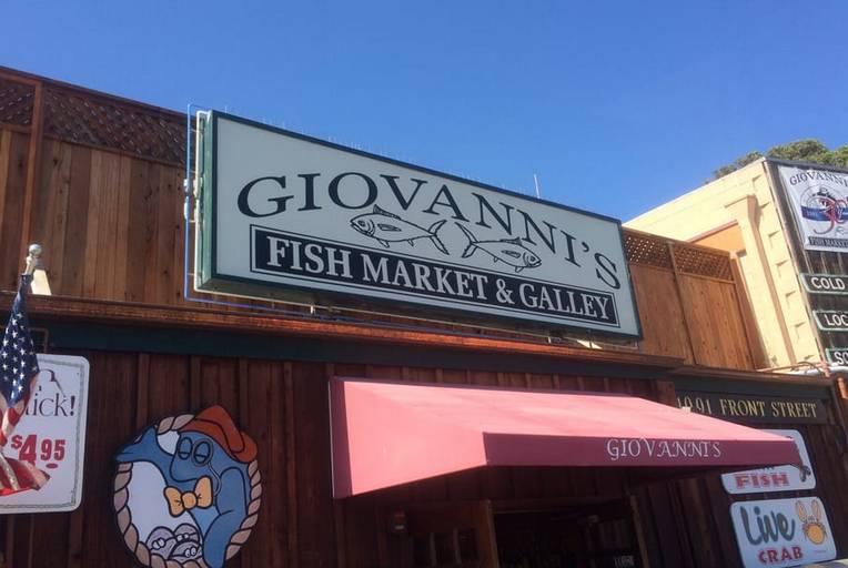 Giovanni's Fresh Fish Market