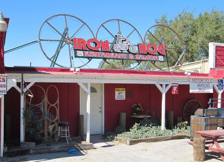 Iron Hog Saloon Oro Grande