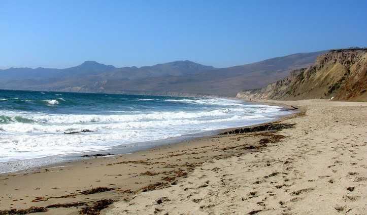 Jalama Beach Camping Santa Barbara County
