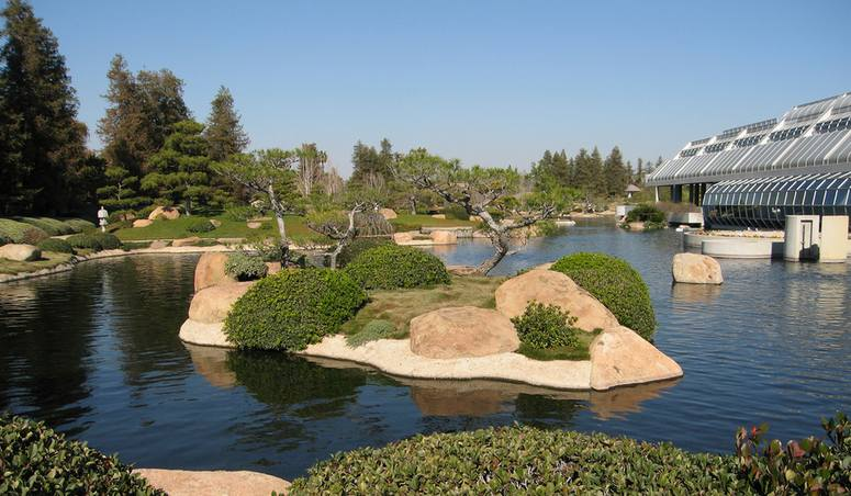 Japanese Gardens Van Nuys Day Trip See Starfleet Academy