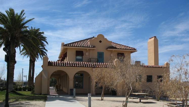 Kelso Depot Mojave National Preserve Visitor Center