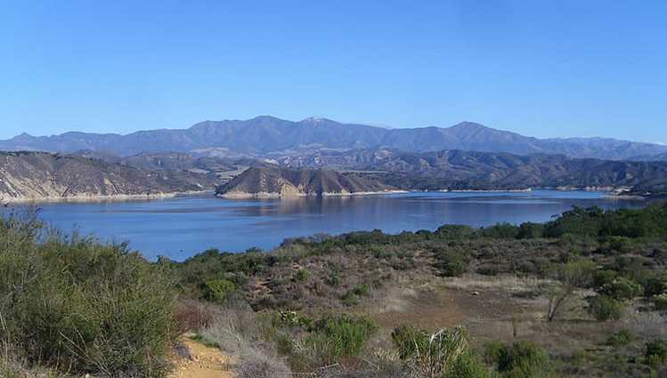 Lake Cachuma Santa Barbara County Day Trip