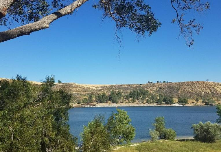 Castaic Lake Recreation Area