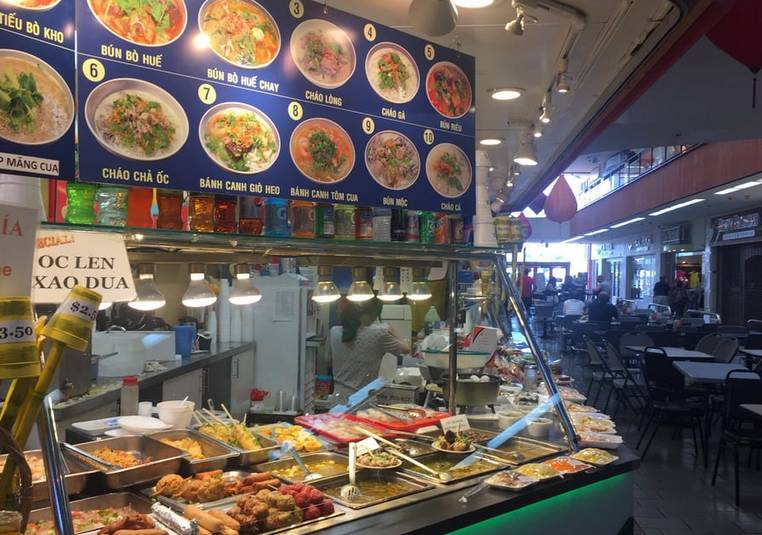 Little Saigon Westminster