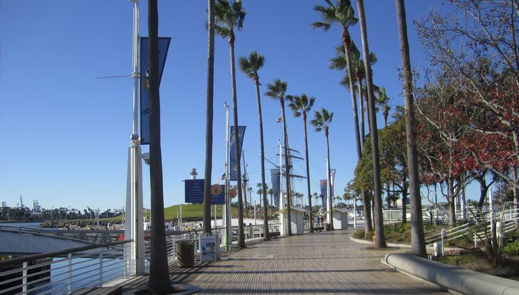 Long Beach Rainbow Harbor