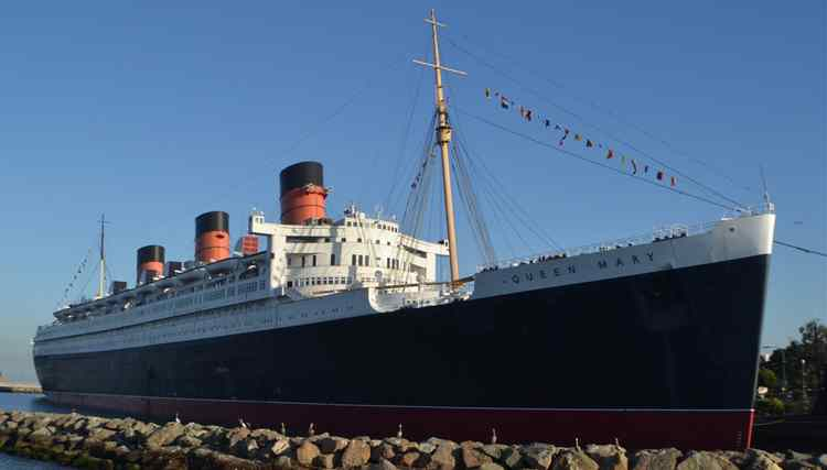Queen mary discount coupon