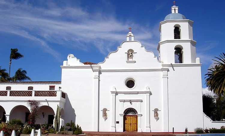 Mission San Luis Rey Oceanside