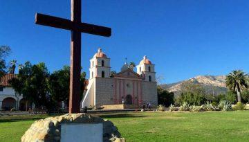 Mission Santa Barbara Day