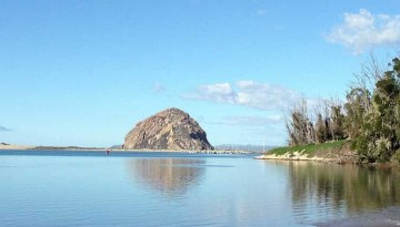 Morro Bay Central Coast Day Trip Points of Interest