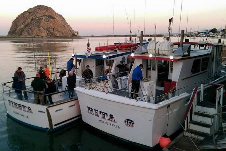 Morro bay day trip things to nearby points of interest for Deep sea fishing morro bay