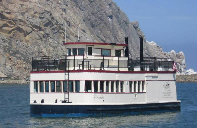 Morro Bay Harbor Cruise