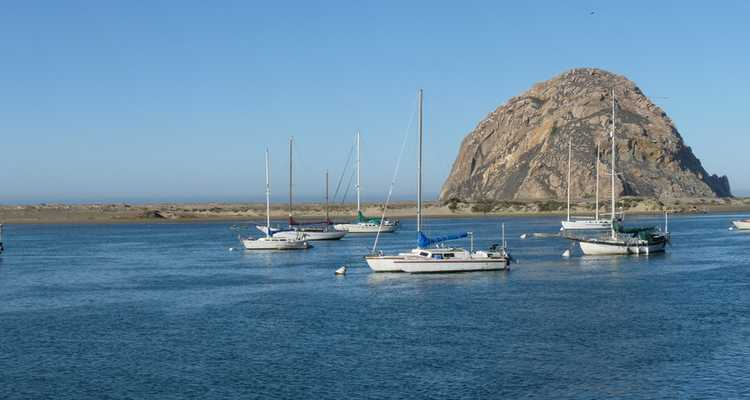 Morro bay central coast day trip points of interest for Deep sea fishing morro bay