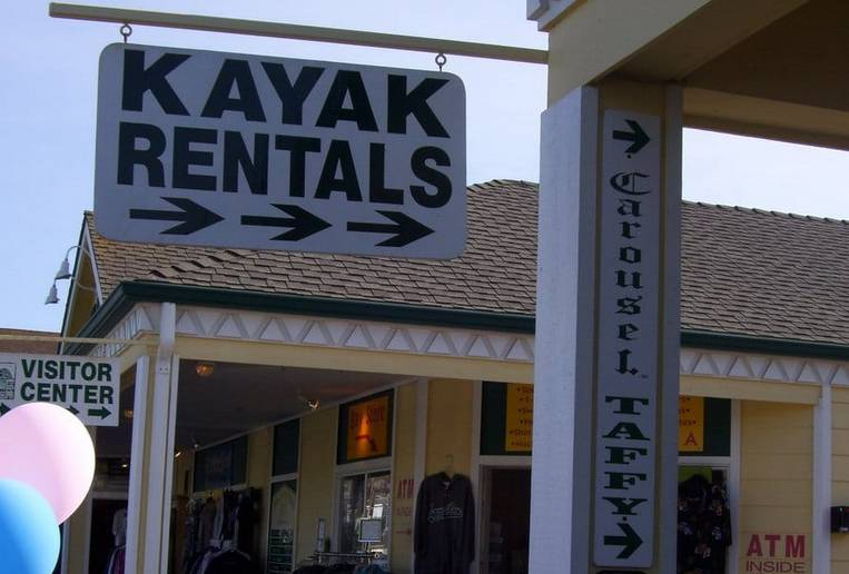Morro Bay Kayak Rentals