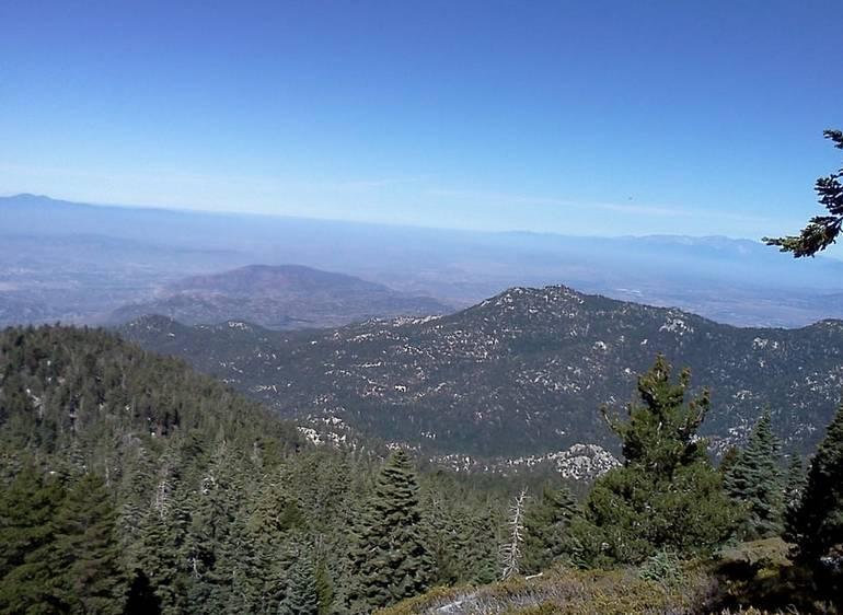 Mount Jacinto State Park