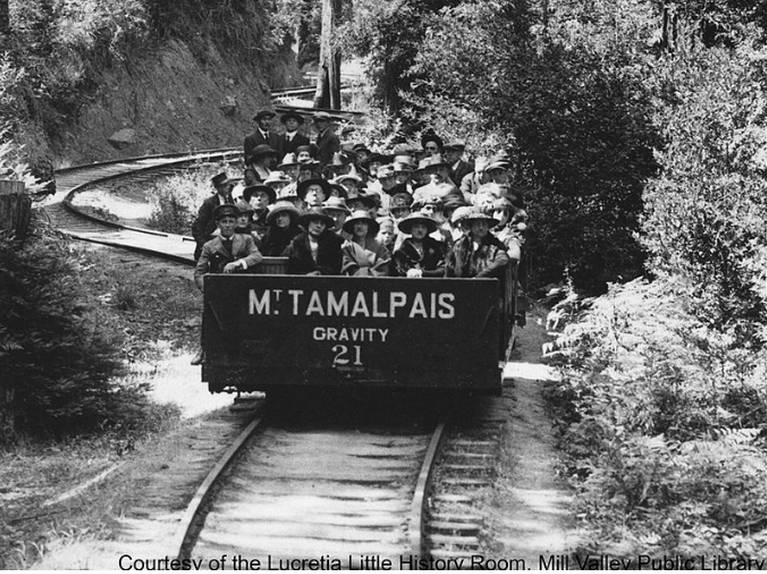 Mt. Tamalpais & Muir Woods Railway