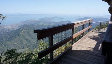 Mount Tam San Francisco Day Trip