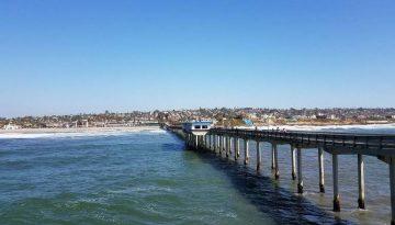 Ocean Beach San Diego Day Trip