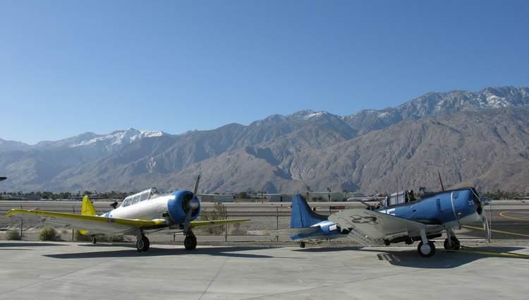 Palm Springs Air Museum Day Trip
