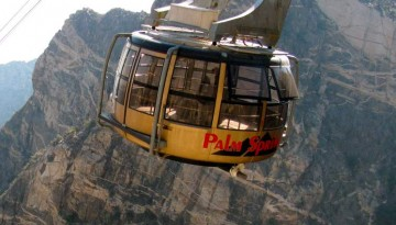 Palm Springs Aerial Tramway Discount Tickets