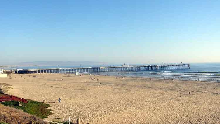 Pismo Beach Ca Pier Cam