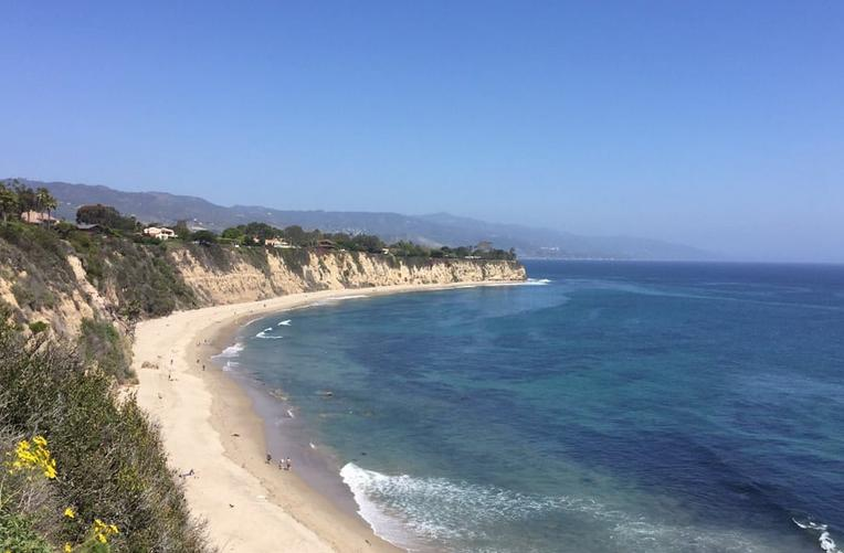 Point Dume Malibu Coast