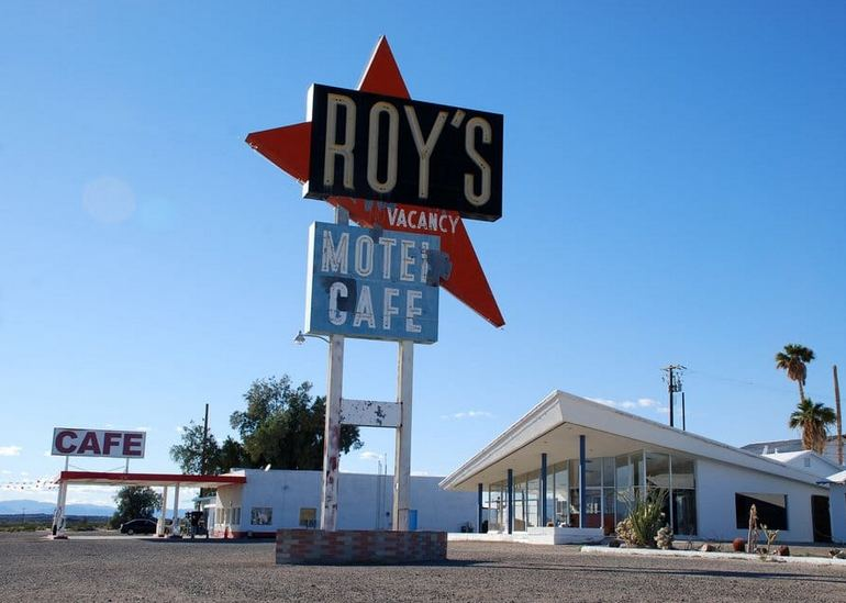 Amboy Roy's Motel and Cafe