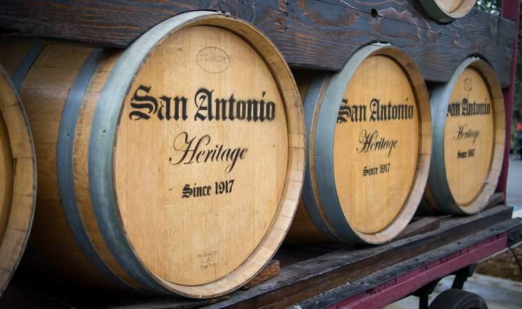 San Antonio Winery Los Angeles Wine Tasting Trip