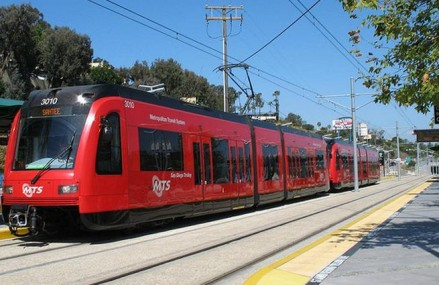 San Diego Red Trolley Sightseeing Without a Car