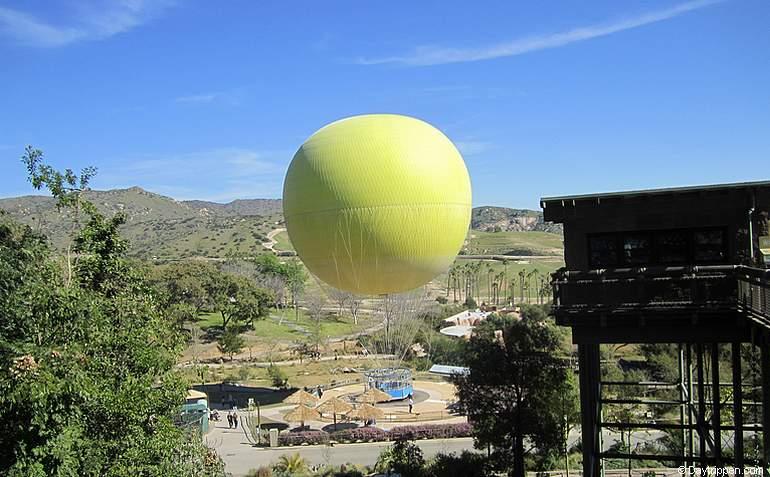 San Diego Safari Park Balloon Ride