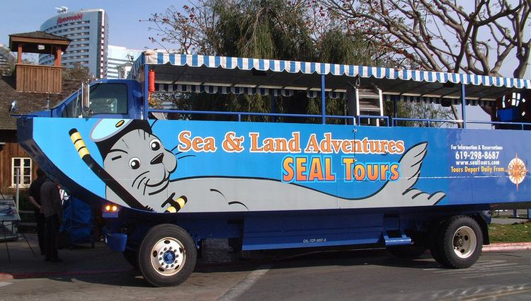San Diego SEAL Amphibious Sightseeing Tour Discounts