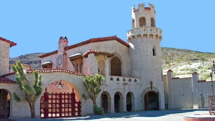 Scotty's Castle Death Valley Road Trip