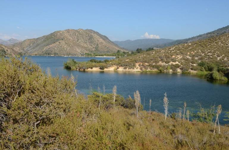 Silverwood Lake State Recreation Area